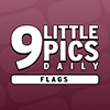 Daily 9 Little Pics Flags
